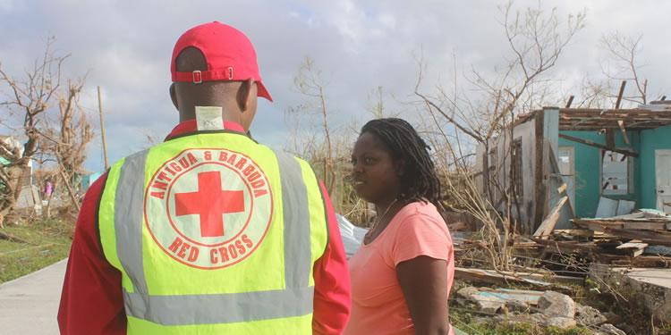Donate to the Red Cross Disaster Relief Fund to Help Hurricane Victims